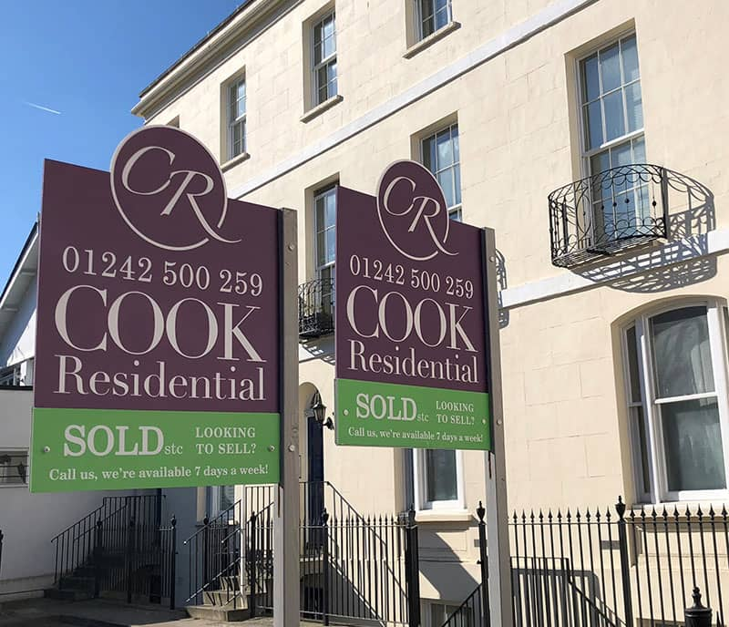 Cook Residential Boards